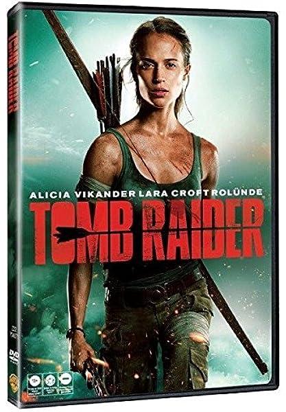 Amazon Com Tomb Raider Dvd Alicia Vikander Dominic West