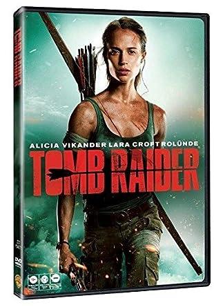 Amazon com: Tomb Raider - DVD: Alicia Vikander, Dominic West