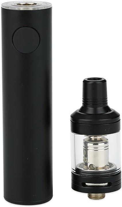 Joyetech Exceed D19 Cigarrillos electrónicos EGO AIO Kit de inicio 1500 mAh (Negro) con Extra Vape Band: Amazon.es: Salud y cuidado personal
