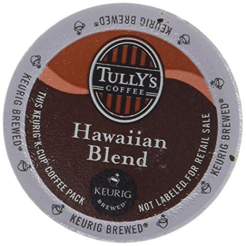 Tullys Hawaiian Coffee Keurig K Cups