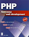PHP Fast and Easy Web Development, Julie Meloni, 076153055X