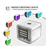 Air Space Cooler The Quick & Easy Way to Cool Any Space,Mini Air-conditioning fan,Portable Mini Air Conditioner Device For Home,Office and Bedroom