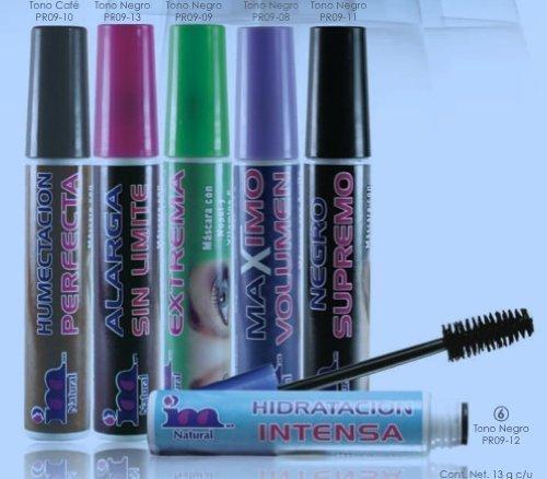 Amazon.com : ALARGA SIN LIMITE Mascara Con Fibras Alargadoras Y Vitamina E : Beauty