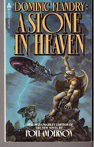 book cover of A Stone in Heaven