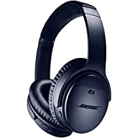 Bose QuietComfort 35 (Series II) Wireless Bluetooth Headphones, Noise Cancelling - Limited Edition, Triple Midnight Blue