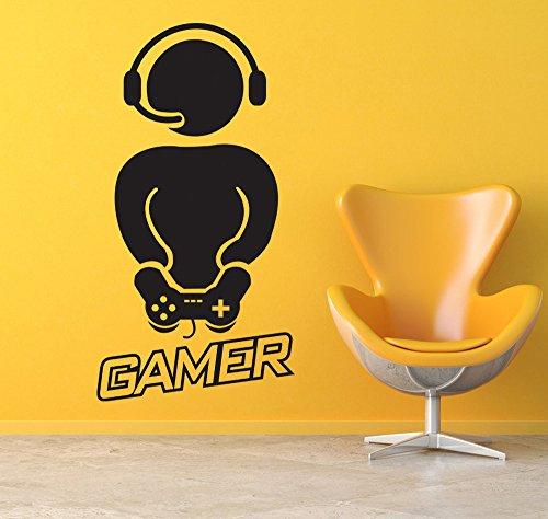 Gamer Controller Decals Sticker Design product image