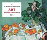 Kyпить ART: 365 Days of Masterpieces 2018 Desk Calendar на Amazon.com