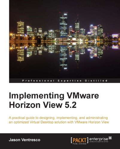 Implementing VMware Horizon View 5.2 Reader
