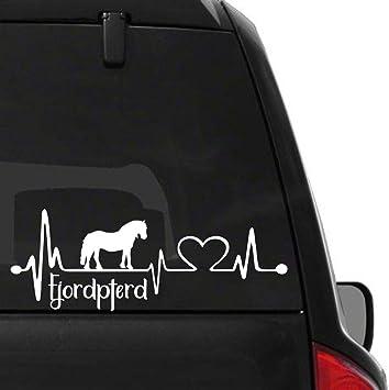 A 16 Pferd Pferde Autoaufkleber KFZ Sticker  Aufkleber Reiten Reitsport