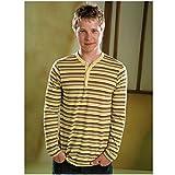 Gilmore Girls 8 x 10 Photo Matt Czurchry/Logan Huntzberger Yellow Striped Sweater kn