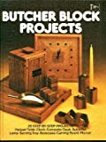 img - for Butcher Block Projects book / textbook / text book