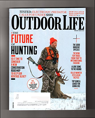 Outdoor Life - Feb.- March, 2016