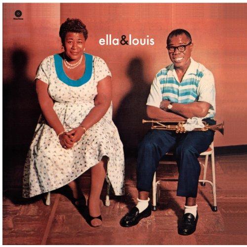 Vinilo : Ella Fitzgerald - Ella Fitzgerald & Louis Armstrong (180 Gram Vinyl)