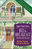 img - for Open Your Own Bed and Breakfast book / textbook / text book