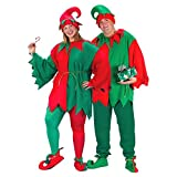 Elf Set Costume - Plus Size - Chest Size 48-53