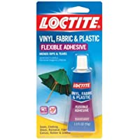 Loctite Vinyl, Fabric and Plastic Repair Adhesive 1-Ounce Tube (1360694) by Loctite