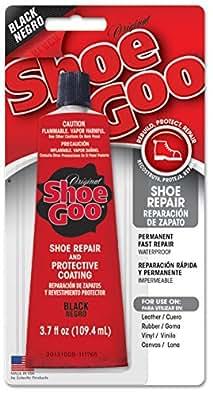 Shoe GOO® Adhesive, 3.7 fl oz - Black (Pack of 2)