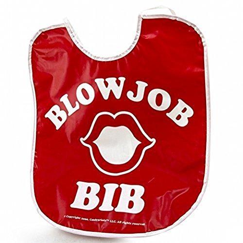 Blow Job Bib Hilarious Candyprints product image