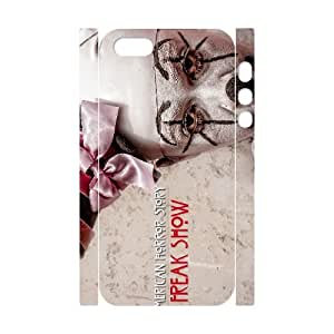 IMISSU Cell phone Protection Cover 3D Case American Horror Story For Iphone 5,5S