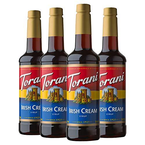 Torani Syrup, Irish Cream, 25.4 Ounces (Pack of 4)