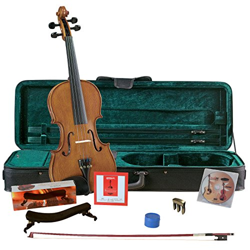 Cremona SV-175BUN1 4/4 Size Violin Bundle by Cremona