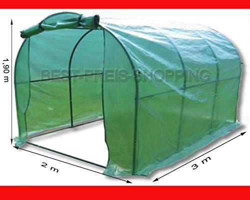 Centor - Invernadero de plástico con forma de iglú: Amazon.es: Jardín