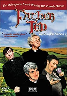 Amazon com: Father Ted: The Definitive Collection: Various