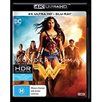 Wonder Woman [2017] (4K Ultra HD + Blu-ray)