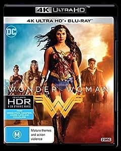 Wonder Woman [2017] (4K Ultra HD)