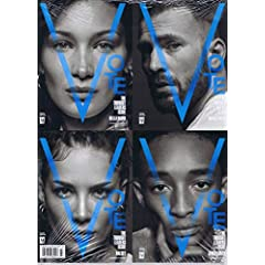 V Magazine 最新号 サムネイル