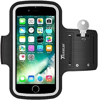 Brazalete de trianio para iPhone X 8 7 6 6S Plus, LG G6 ...