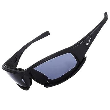 WMYY Gafas Polarizadas UV 400 A Prueba De Viento Gafas De Visión Nocturna Ultralight Frame HD