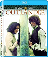 The third season of Outlander picks up right after Claire travels through the stones to return to her life in 1948. Now pregnant, she struggles with the fallout of her sudden reappearance and its effect on her marriage to her first husband, F...