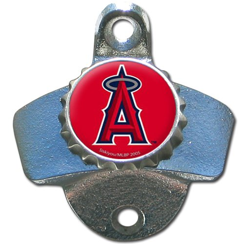 MLB Los Angeles Angels Wall Bottle Opener