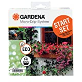 Gardena 1402 Micro-Drip Starter Set For Flower Boxes