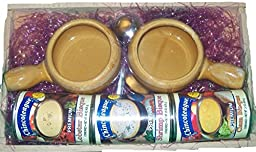 Chincoteague Seafood Bisque Lover\'s Sampler, 7-Pound