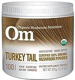 Om Organic Mushroom Nutrition Turkey Tail, 7.14 Ounce