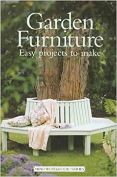 Book Garden Furniture (Mini Workbook)