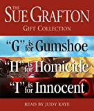 Sue Grafton GHI Gift Collection: G Is for Gumshoe, H Is for Homicide, I Is for Innocent (A Kinsey Millhone Novel)