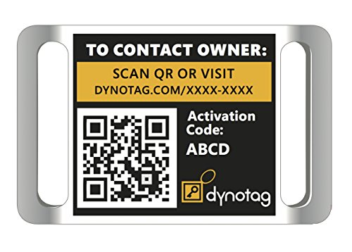 dynotag-web-gps-enabled-qr-code-smart-stainless-steel-slider-pet-tag-for-3-4-inch-collar-band