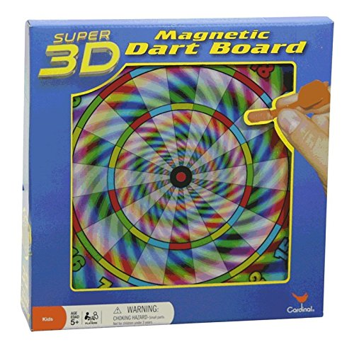 Cardinal Super 3D Magnetic Dart Game