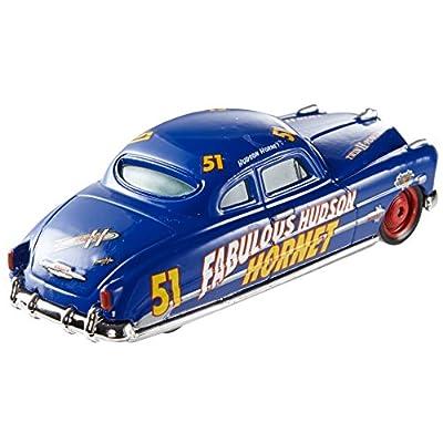 Disney/Pixar Cars Fabulous Doc Hudson Vehicle: Toys & Games