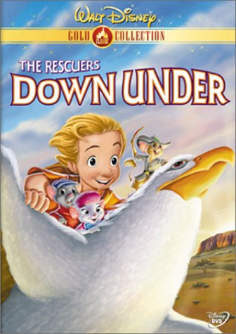 (The Rescuers Down Under (Gold Collection))