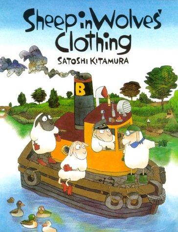 Download Sheep in Wolves' Clothing (Sunburst Books) pdf