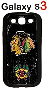 Chicago Blackhawks Samsung Galaxy S3 Case Hard Silicone Case