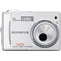 Olympus Camedia D630 5MP Digital Camera with 3x Optical Zoom