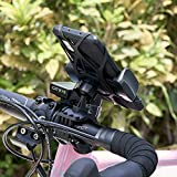 JoshNAh Bike Phone Mount , Universal Cell Phone