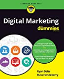 img - for Digital Marketing For Dummies (For Dummies (Business & Personal Finance)) book / textbook / text book