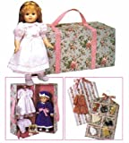 McCall's 9119 - Carry Case and Accessories Pattern For 18 Inch Dolls offers