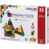 Magna-Tiles 97132 Solid Colors 32 Piece Set by Valtech since 1997